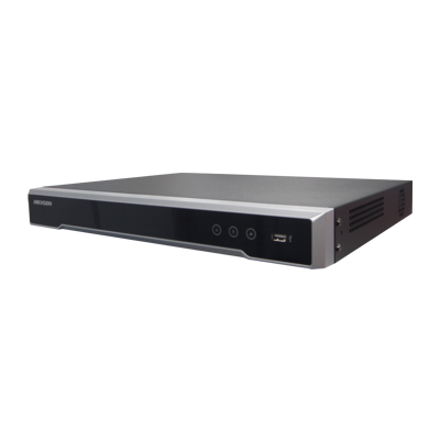 16CH 8MP 7600 Series NVR with PoE
