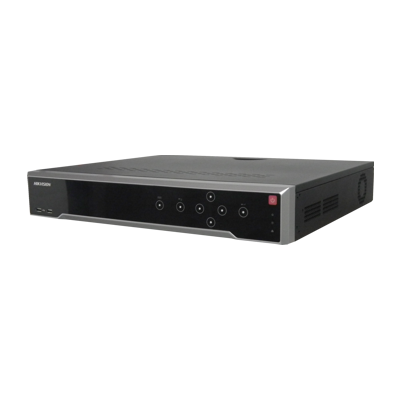 32CH 12MP 7700 Series NVR with 16 PoE