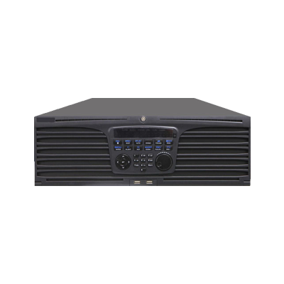 64CH 12MP 9600 Series NVR up to 96GB