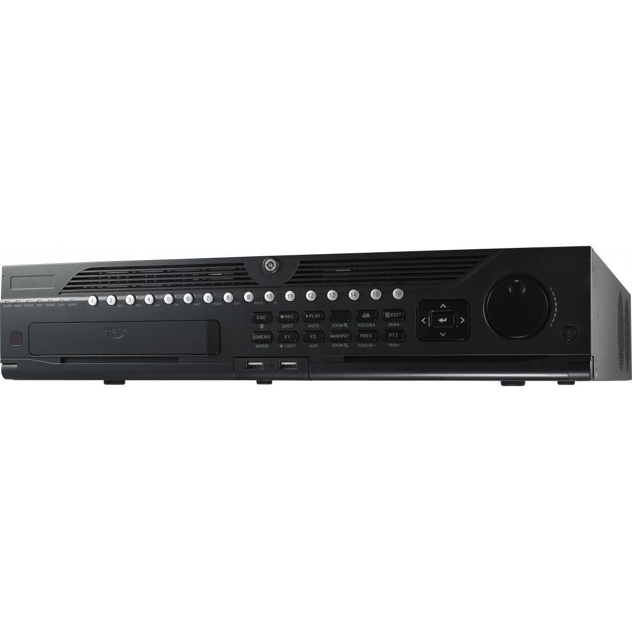 64CH 12MP 9600 Series NVR with Dual Gb