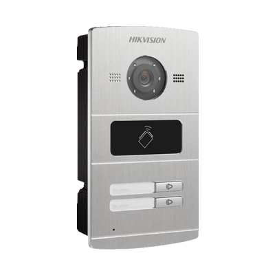 2CH Access Metal Intercom Door Station