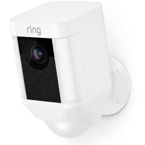 Ring Battery Spotlight Cam - White
