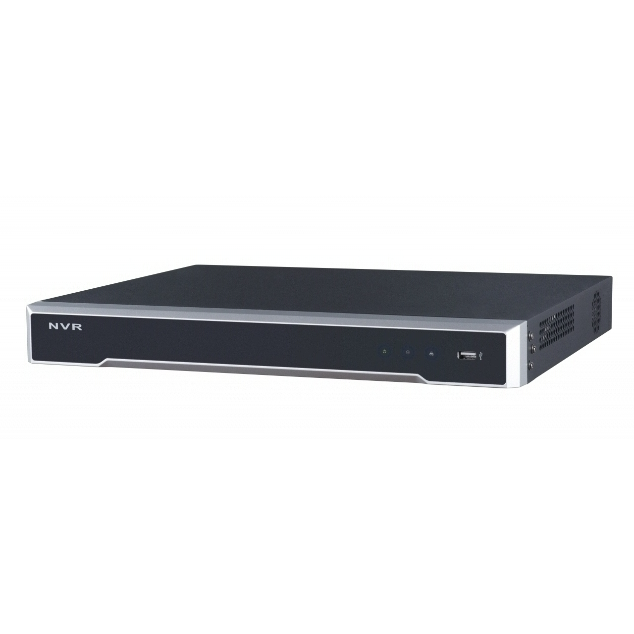 8CH 12MP NVR Powered Ports 4K Output