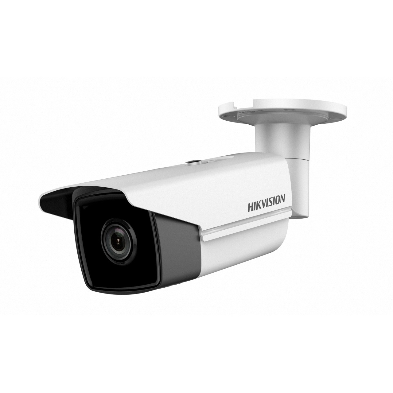 5MP IP Bullet 4mm Lens 80M IR PoE
