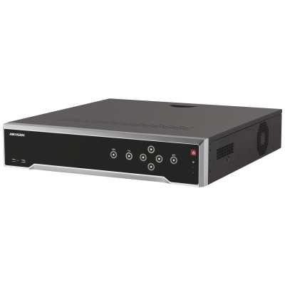 16CH 12MP NVR with PoE 4K Output