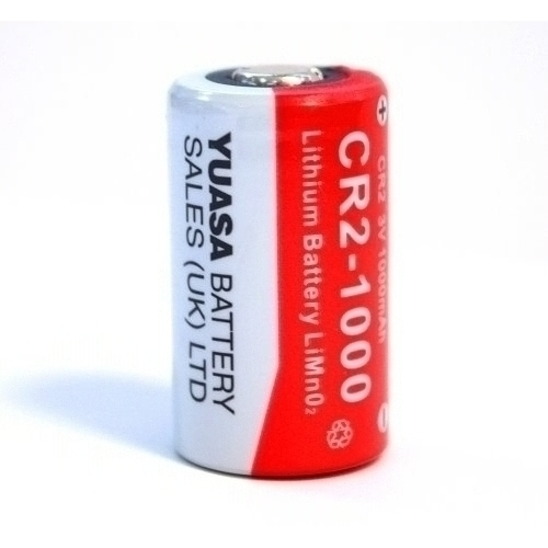 1CR2 3V 1000mAh Lithium Battery