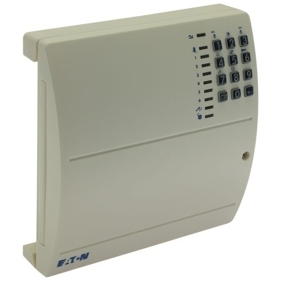 Wired 7 Zone Intruder Alarm Panel