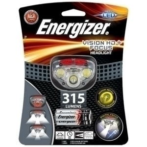 Energizer Vision HD+ Focus Headlight 315
