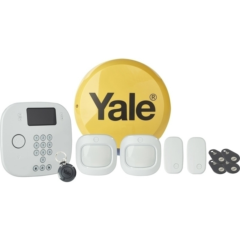 Yale Wireless Intruder Alarm Kit IA-230