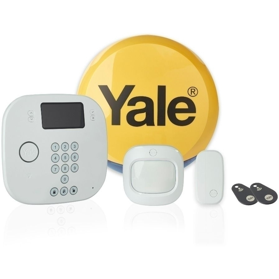Yale Wireless Intruder Alarm Kit IA-210