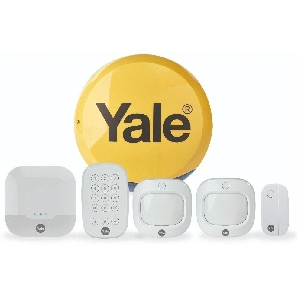 Yale IA-320 Sync Alarm Smart Family Kit