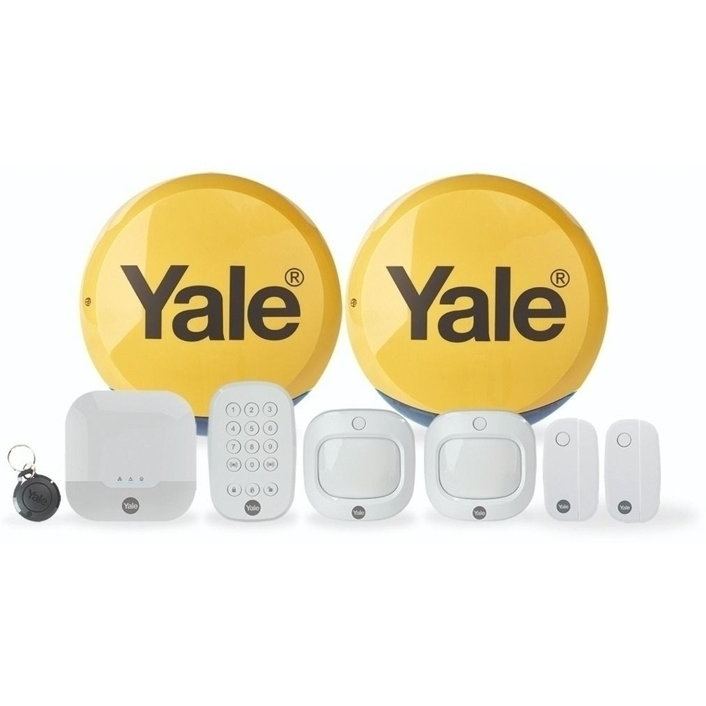 Yale IA-330 Sync Alarm Smart Family Kit+