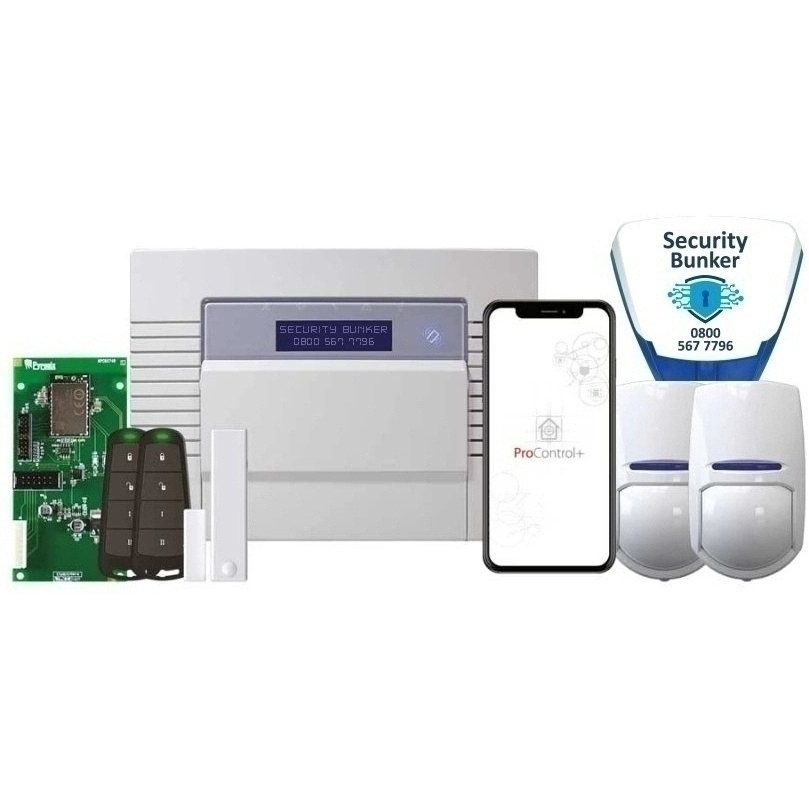 Pyronix Wireless Alarm with ProControl+