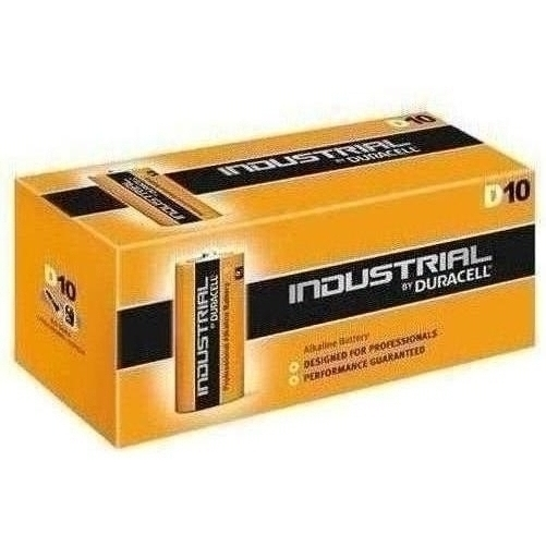 D Duracell Batteries 10pk