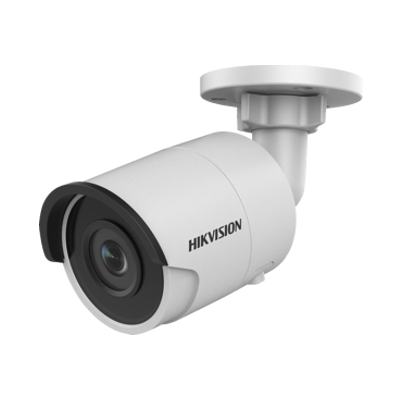 6MP Bullet Camera 2.8mm Lens 30m IR PoE