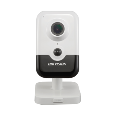 4MP Cube Camera 2.8mm 10m IR PIR PoE