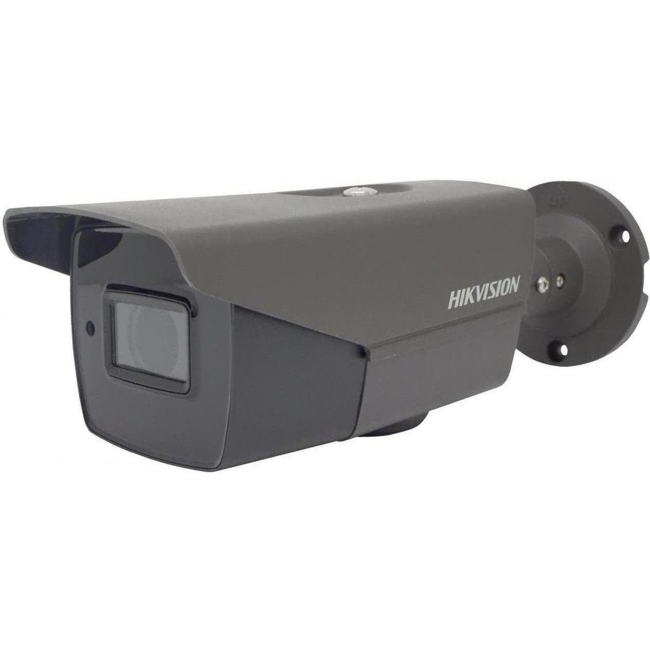 5MP PoC Varifocal Grey Bullet Camera