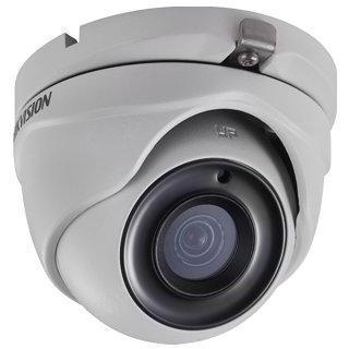 2MP PoC Eyeball Camera 2.8mm Lens 20m IR