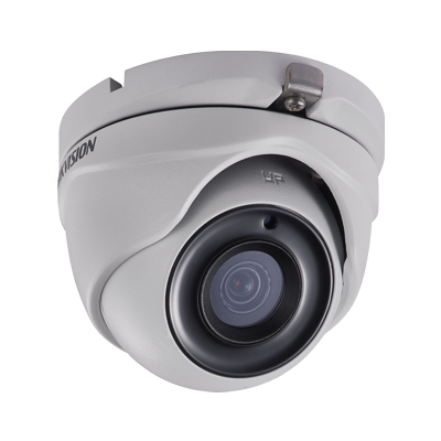 5MP PoC Eyeball Camera 20m IR 2.8mm Lens